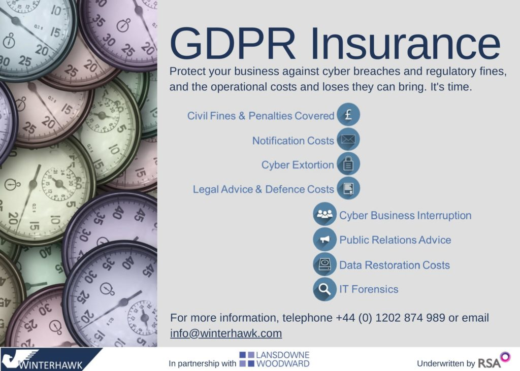 GDPR Insurance