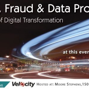 Cyber, Fraud & Data Protection, in the era of Digital Transformation SAP and Winterhawk event