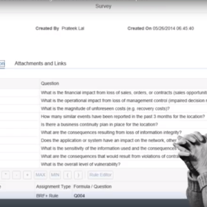 SAP GRC Nuggets - Ep. 13 - SAP Process Control - Creating a New Control Assessment Template