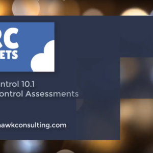 SAP GRC Nuggets - Ep. 11 - SAP Process Control - Planning & Scheduling Control Assessments